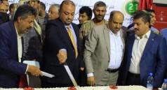يمن موبايل تفتتح مشاريع توسيعية  بأكثر من 16