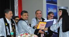 شركة يمن موبايل تساهم في تكريم اوائل الجمهو�